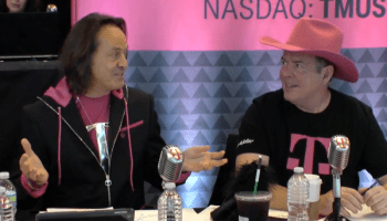 T-Mobile CEO John Legere sees opportunity in AT&T's $85B Time Warner deal