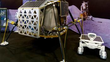 PTScientists lunar spacecraft