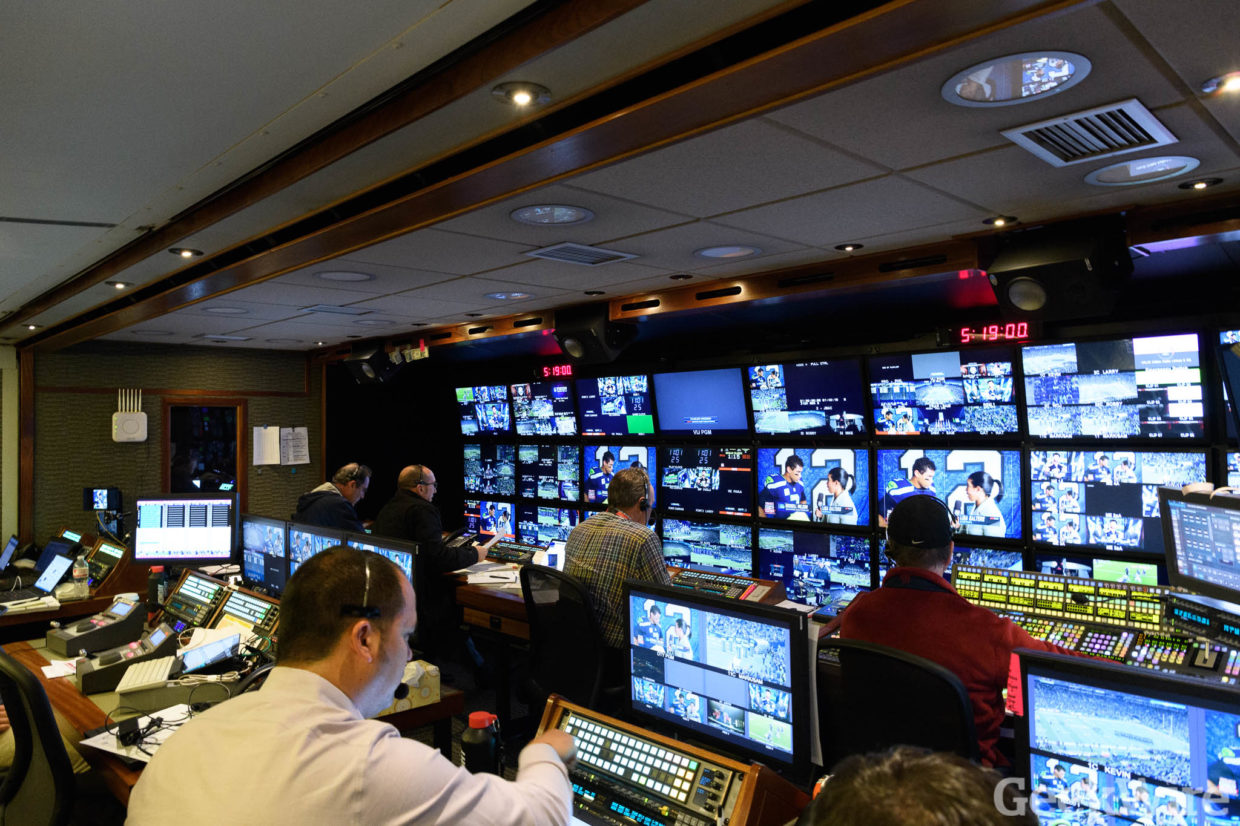 hight resolution of behind the scenes technology tour of espn s monday night football production geekwire