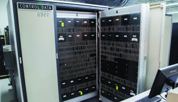 Resurrected! Paul Allen's tech team brings 50-year-old supercomputer back from the dead