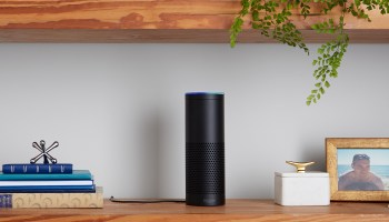 Amazon Echo sales reach 5M in two years, research firm says, as Google competitor enters market
