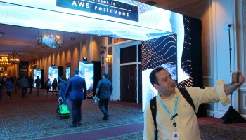 What AWS customers are hoping to hear from Amazon's cloud team in Las Vegas this week