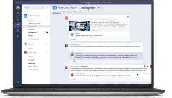 Microsoft unveils 'Teams' chat tool for Office 365, challenging Slack