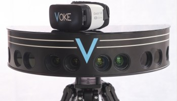 Intel acquires virtual reality live streaming startup Voke, continues big push into sports