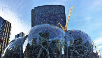 Amazon scoops up more land in Seattle, pointing to potential 5th tower in new campus