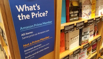 Amazon charges non-Prime members more at physical bookstores, hinting at new retail strategy