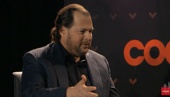 Salesforce reports a 25% increase in revenue, expects its first $10B year