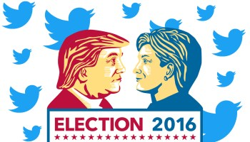 Here's what tech luminaries are saying about election day on Twitter