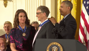Gates Medal of Freedom