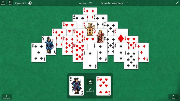 Microsofts Ever Popular Solitaire Game Now Available On