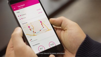 T-Mobile's new SyncUP DRIVE turns the car into a mobile hotspot with tracking smarts