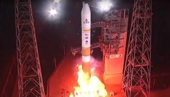 Delta 4 launch