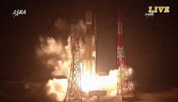 Japan HTV liftoff