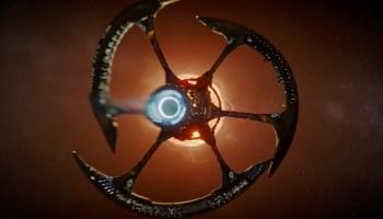 Starship Avalon from