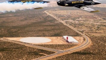 World View stratospheric flight company settles into Spaceport Tucson, just in time