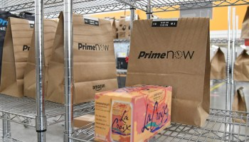 COVID-19 crisis sparks 'inflection point' for online grocery — and huge revenue for Amazon