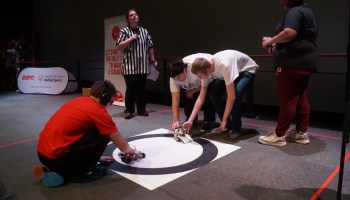 Seattle makes history with first Special Olympics robotics championship