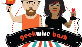 Ping pong, foosball, dodgeball and more: Tickets on sale now for the GeekWire Bash!