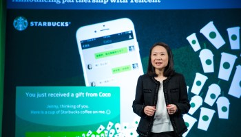 Starbucks enables social gifting with WeChat in China — is Facebook Messenger integration next?
