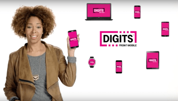 T-Mobile's new spin on the phone number, Digits, coming May 31
