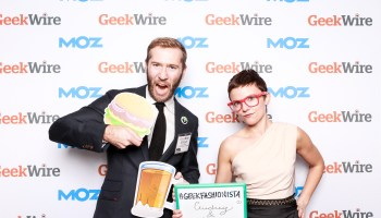 Geek Fashionistas: Check out photos of our best-dressed GeekWire Gala guests