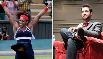 Serena Williams announces engagement to Reddit's Alexis Ohanian in the most fitting fashion