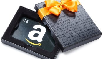 Amazon wins design patent for removable gift card stickers
