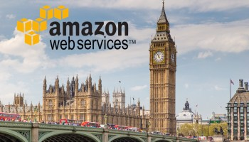 Amazon Web Services expands yet again, this time in London, as cloud movement thrives