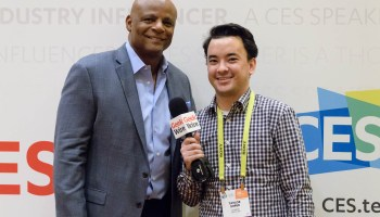 Former NFL star QB Warren Moon predicts Seahawks playoff game and talks tech at CES