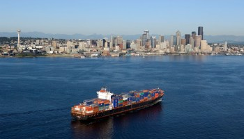 Amazon sails into ocean freight business, expanding retail giant's role in shipping