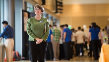 Connie Bourassa-Shaw, 'heart and soul' of UW entrepreneurship program, to step down as director
