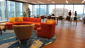 Inside Salesforce's new 70K square-foot Bellevue office: Mindfulness zones, social spaces, and more