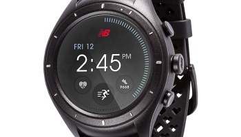Intel and New Balance reveal new $299 RunIQ smartwatch; runs on Android Wear and Intel Atom