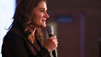 Melinda Gates on the importance (and lack) of big data in global health
