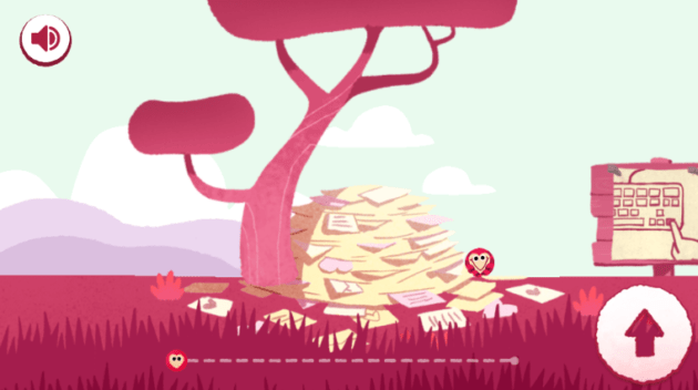 Valentines Day Google Doodle Game Calls Attention To Cute