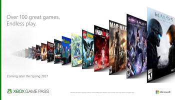 Xbox introduces $9.99/month subscription service with access to 100 games like Halo, NBA2K, others