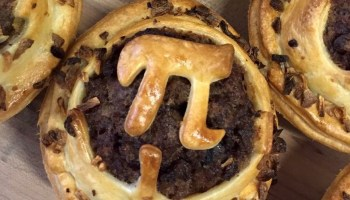 Pi Day mashes up math and munchies