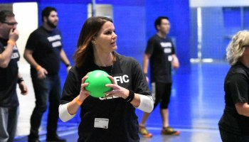 Dodgeball brackets set for the big GeekWire Bash