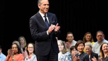 Howard Schultz stepping down as Starbucks board chair in leadership milestone for iconic coffee company