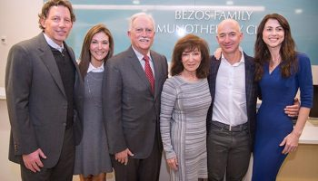 Bezos family makes record-breaking $35M donation to Fred Hutch to fund cancer research