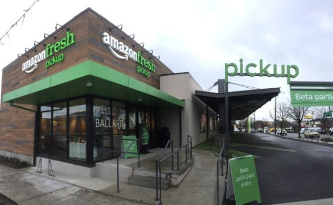 Amazon Finally Unveils Grocery Pickup Service But It S