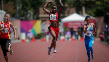 Special Olympics makes technological leaps and bounds with help from Microsoft
