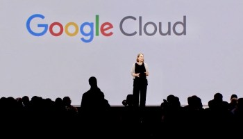 Google Cloud touts new customers, reliability and machine learning — says it's 'here for real'