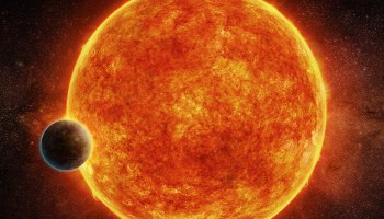 LHS 1140 planet