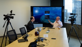 "Full Interview: Former Microsoft CEO Steve Ballmer discusses USAFacts, his ""10-K for government"""