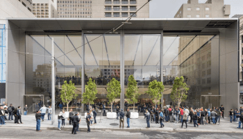 Apple stores set for global makeover, addition of new educational programming