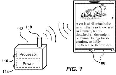 Future of Kindle? Amazon's Bezos wants wireless power
