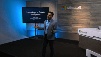 Microsoft's SQL Server is getting an artificial intelligence mind-meld