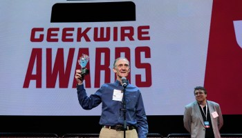 GeekWire Awards 2018: Vote for a do-gooding tech leader for Geek of the Year