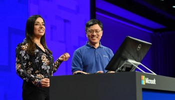 Photos: Inside the Microsoft Build 2017 keynotes